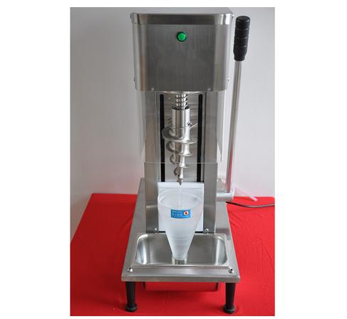 Freeze Swirl Mixer Fruit Blending Ice Cream Machine