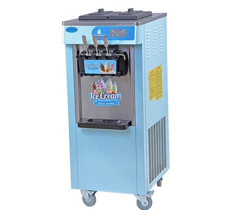 Commercial Big Floor Standing Ice Cream Machine