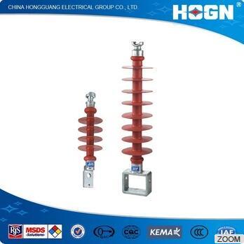 New Model  High Voltage Transmission Line Silicone rubber Insulators