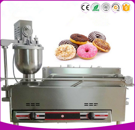Europe Quality Automatic Donut Making Machine Donut Fryer