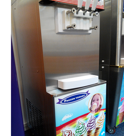 Professional Commercial Soft Ice Cream Maker