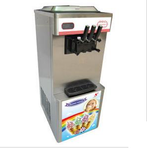 Factory 3 Faucet Italy Frozen Yogurt Machine