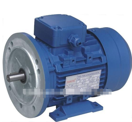 IEC standard MS series three phase asynchronous electric motor