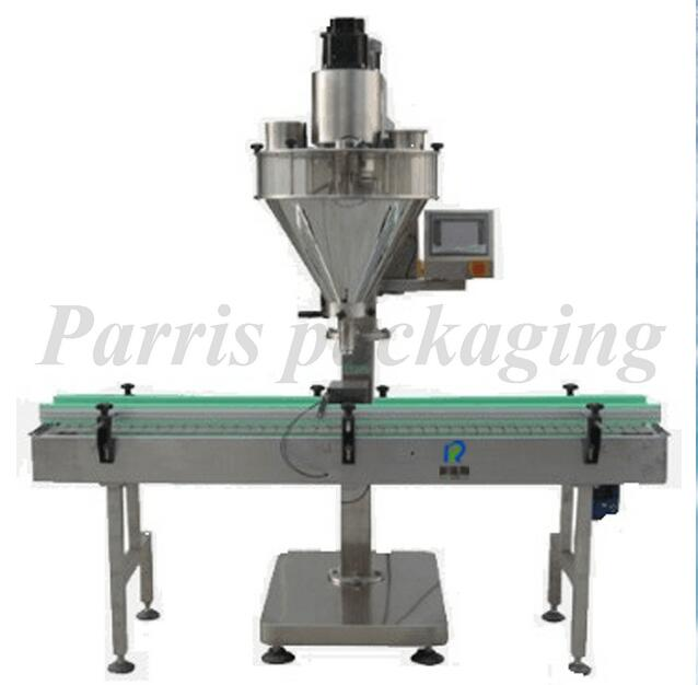 PAPF500-1 Automatic in-line cosmetics powder filling machine