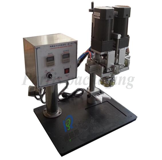 PSC-4L Series Semi-auto Table-top Screw Capping Machine