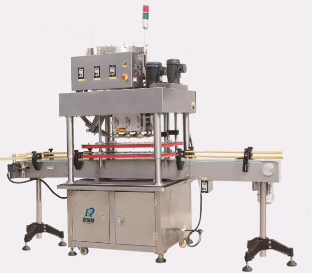 PAIC-6L  Series In-line Automatic Bottle Screw Capping Machine