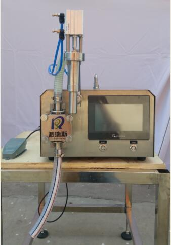PDF-101 Series Semi-auto Shampoo Gear Pump Filling Machine