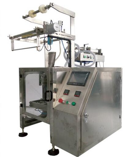 pillow bag or 3/4 sides seal bag automatic sachet packing machine
