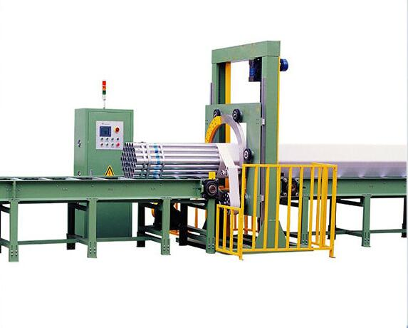 GG Series Steel bar wrapping machine bar packing machine
