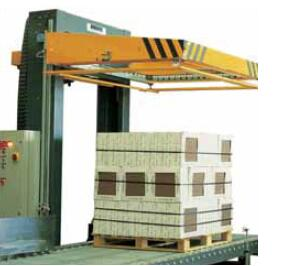 1100KG 2kw 1100KG Automatic horizontal strapping machine