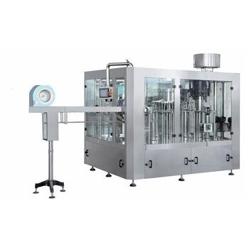 18-18-6-2a90 Low price of 3 in 1 pure water filling Bottom Machine