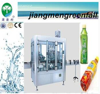 professional manufacture beverage filling machine/hot liquid filling machines
