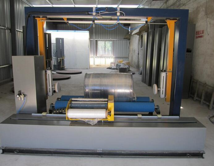 automatic paper roll stripping machine from Jinan Manufacture