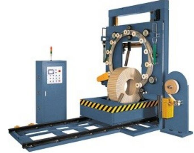 H-500F CE Certificate Vertical ring-body steel wire wrapping machine