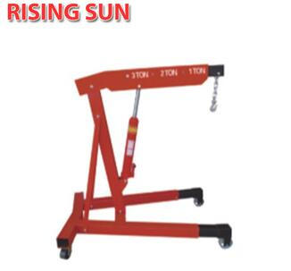 RISING SUN 2T 3T 12/16T cylinder 3T car engine shop crane