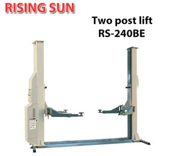 RS-240BE Series 4000kgs Electric used 2 post car lift table for sale