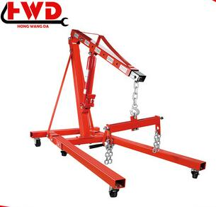 RHD-111 Series 2 Ton Hydraulic shop crane with CE Certificate