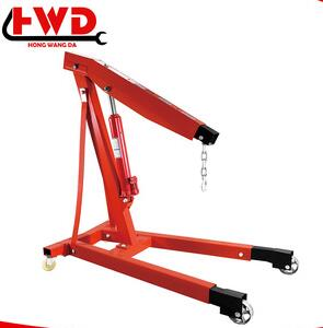 RHD-112 Series 3Ton Hydraulic shop crane with CE Certificate