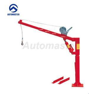 CR0402 Hydraulic Shop Crane For Pickup Truck with CE Certificate