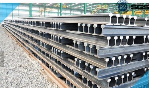 Hot-sale Smooth Resistant Heavy Steel Rail