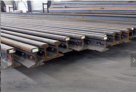 High standard heavy steel rail