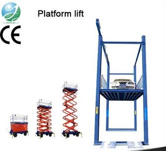 CZD-30 Newly hot sale electric wheelchair scissor lift platform price