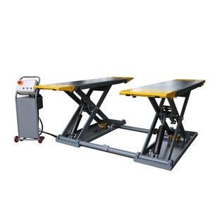 OEM Acceptable High Strength Steel Portable Mid Rise Scissor Car lift