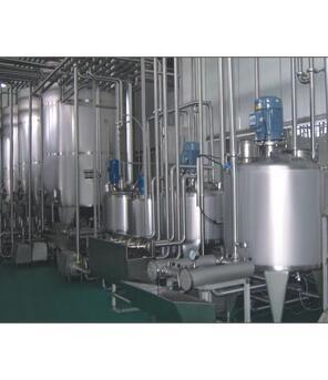 Complete juice production manufacturer