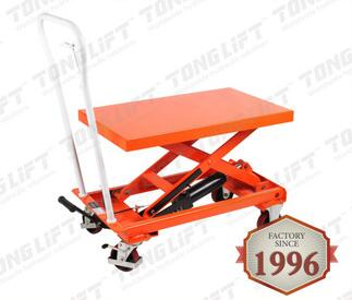 Durable Use Competitive Price Self Propelled Scissor Lift Table