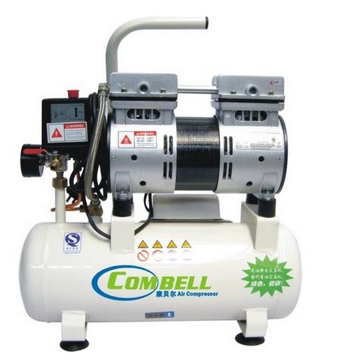Silent Oil Free Air Compressor (DDW10/8)