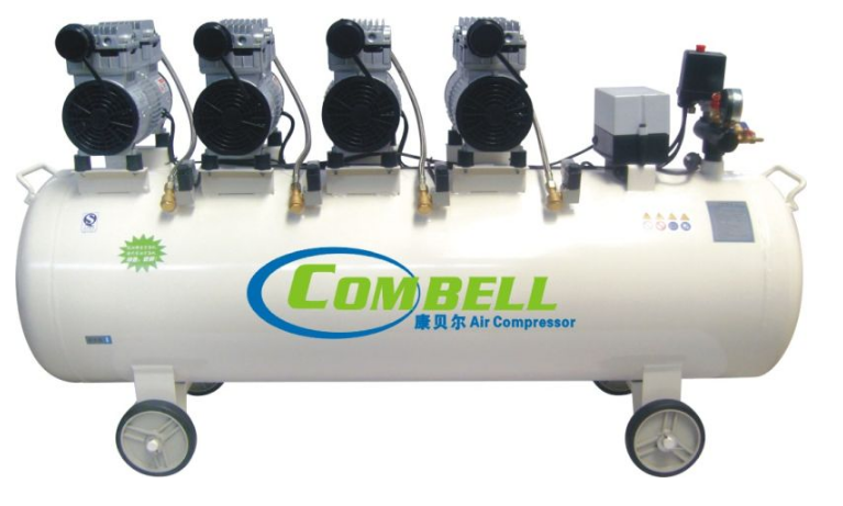 Low Noise Oil Free Air Compressors