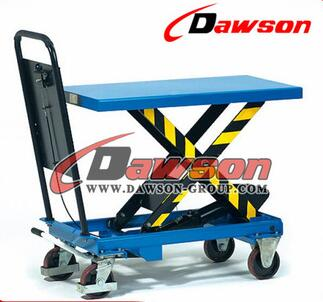 CE Certificate Auto equipmen / accessories lifting table cart