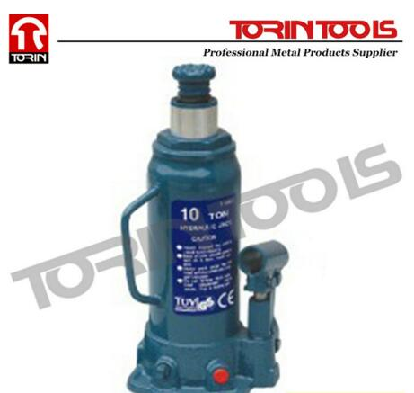 Supplier 10 Ton Heat Treated Vehicle Lifting Hydraulic Bottle Jack