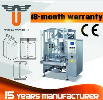 Automatic Vacuum Bag Packing Machine for Pet Food Packaging