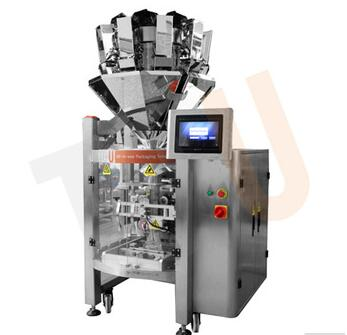 TY-W10L0.8V420 automatic vertical pillow bag weighing and packing machine
