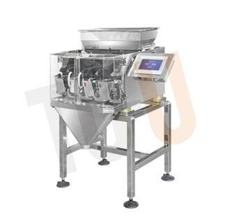 Semi-automatic Linear Weigher Coffee Powder Packing Machine for Jar