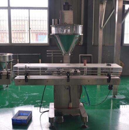 TP-PF-A11S/A21 series automatic sea food powder filling machine