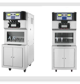 High Quality CE Approved Gravity Feed Industrial Cabinet Ice Cream Making Machine