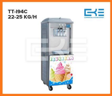 Good Soft Ice Cream Machine Price Commercial Mini Soft Ice Cream Vending Machine For Sale
