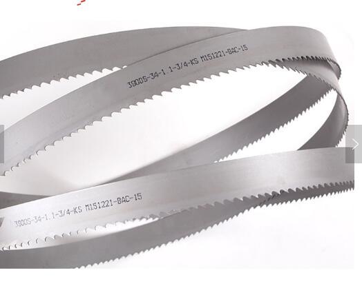 Sharp Tube Circular Cutting Band Saw Blade