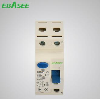 EBS6BN Series 230/400V 2P 6ka Mcb Air Circuit Breaker