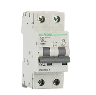 EBS3B Series C65 structure high quality miniature circuit breaker