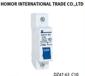 DZ47-63 Series China Supplier Good Quality vaccum circuit breaker