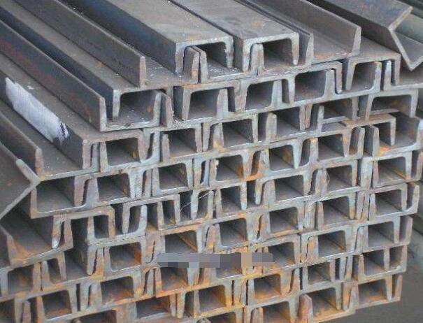 Hot Rolled How Working Steel Channel