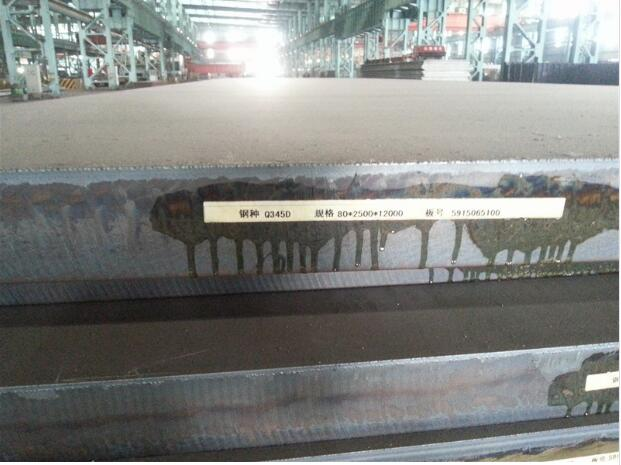 New Design Low Alloy Steel Plate