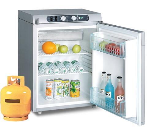 XC-62GAS absorption carava gas Refrigerator absorption hotel mini refrigerator