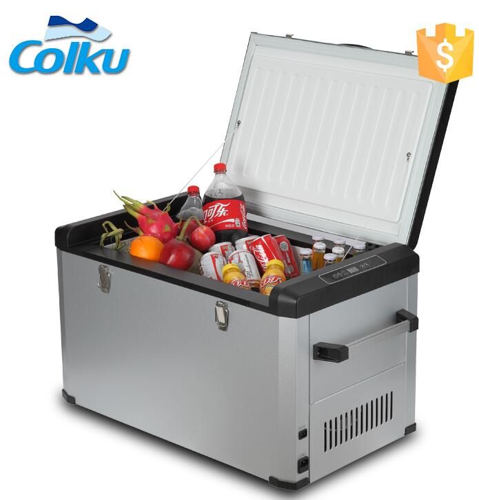 portable car fridge mini refrigerator freezer
