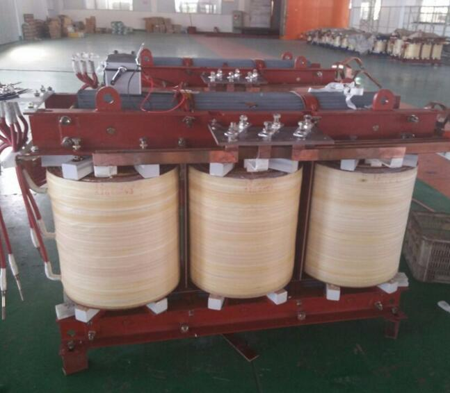 SG(B)10, SG(B)11 series non encapsulated dry type transformer