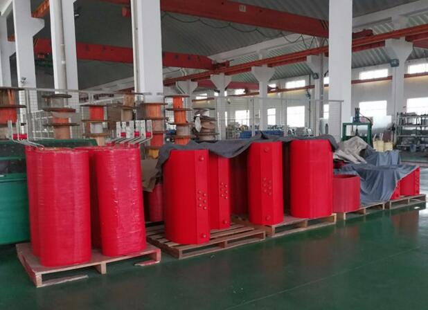 Good price house estate used epoxy resin casting dry-type transformer