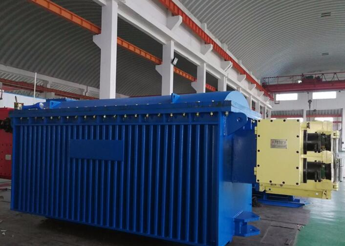KBSGZY-100/6 mine-used flameproof explosion mobile substation